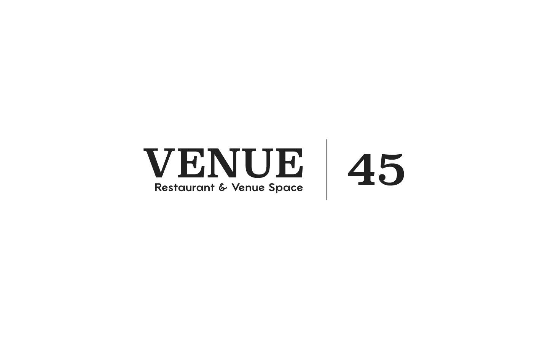 Venue 45 Logo